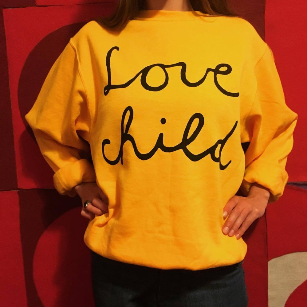 Image of Love Child sweatshirt