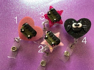 Image of Spooky ID Badge Reels