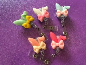 Image of Bunny Ears ID Badge Reel