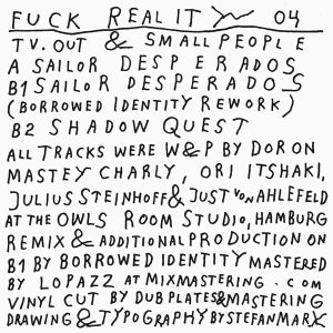 """Image of Fuck Reality 04 - TV.OUT & Smallpeople - 12"""""""