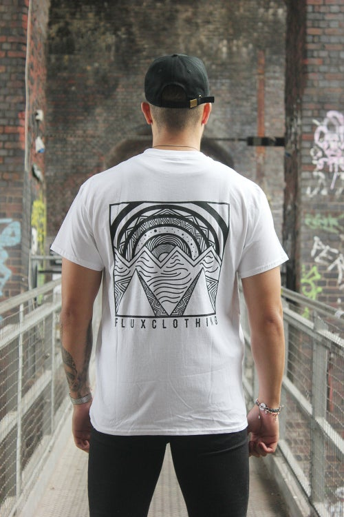 Image of TRIPPY T-Shirt - White