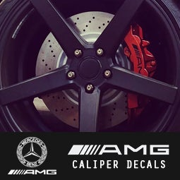 Projectb5 Pb5 Mercedes Amg Caliper Decals