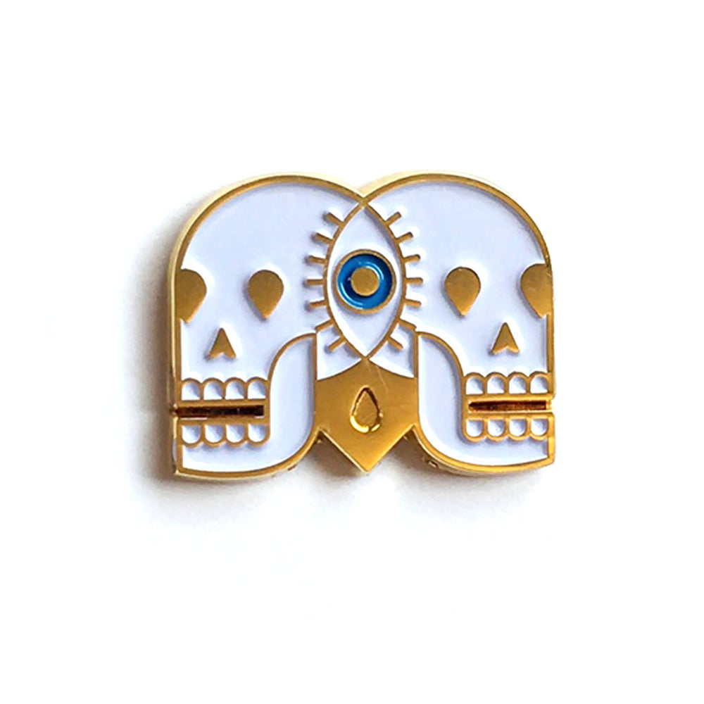 Image of Eye See Us Pin