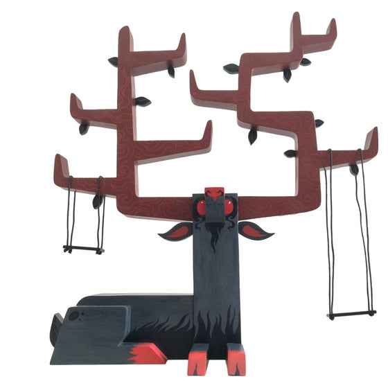 Image of (SOLD OUT) Winter Reindeer: Nightstalker