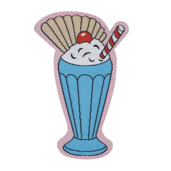 Image of Ice Cream Iron-on Patch