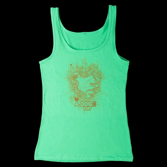 Image of Womens 2016 A_Dog Day Tank Top Supernatural