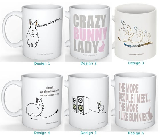 Image of Mug - 6 unique designs to choose from