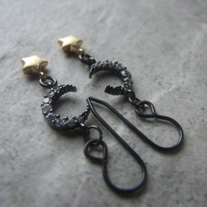 Image of Moonbeams & Stars - Gunmetal