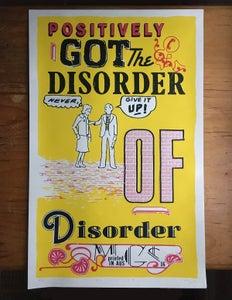 Image of Disorder of Disorder (yellow)