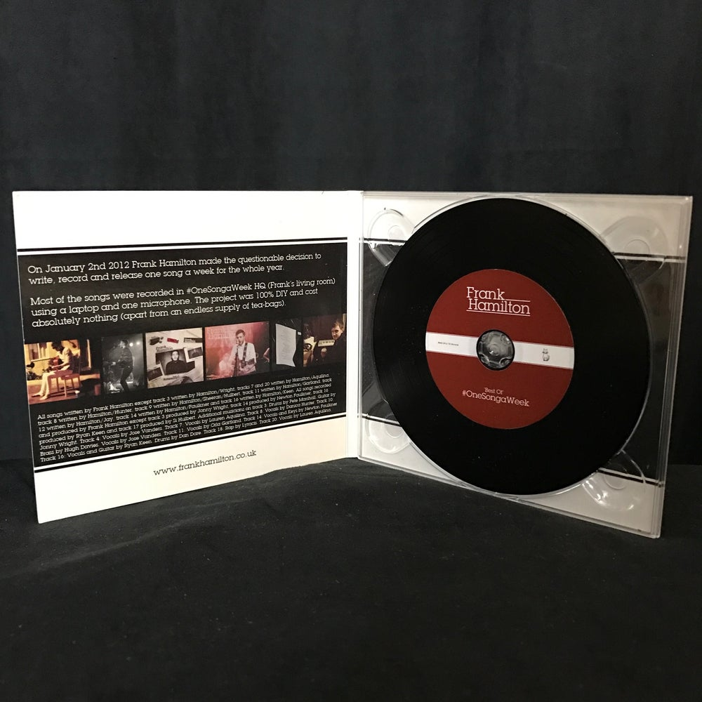 Image of Best of OSAW CD (signed)