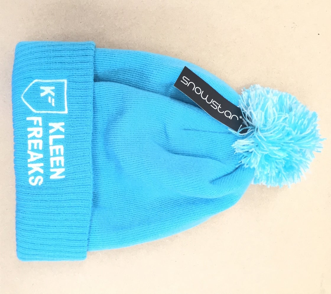 Image of Kleen Freaks Bobble Hats.