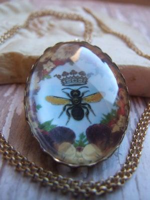 Image of Honeybee Queen