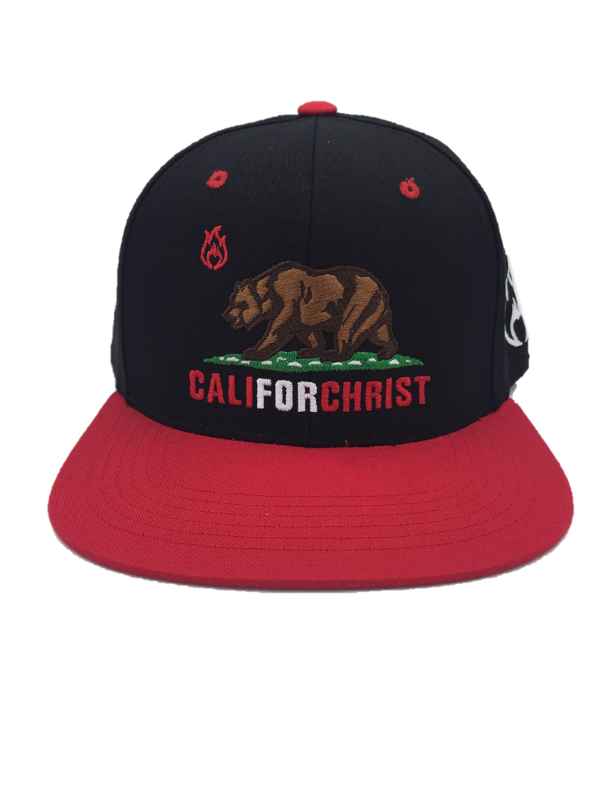 Image of Cali For Christ Snapback