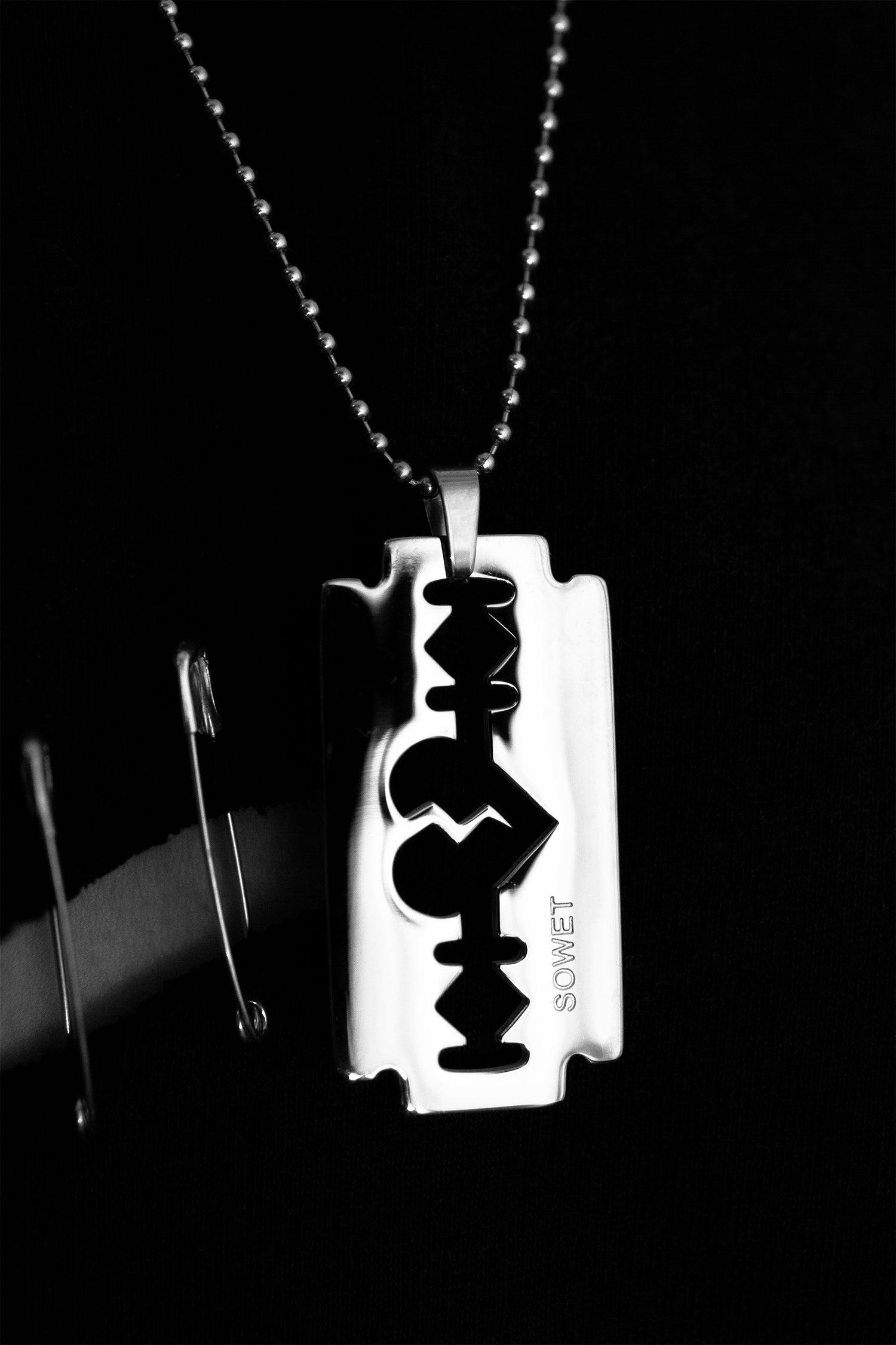 Image of Broken Necklace