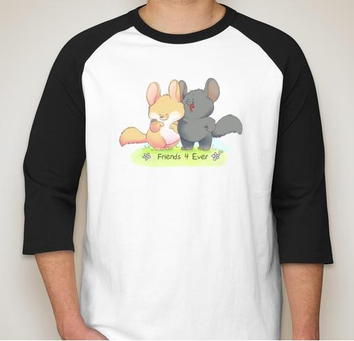 Image of Custom Design Baseball Raglan Sleeve T-Shirt