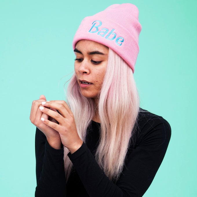 Image of BB Club Babe Beanie