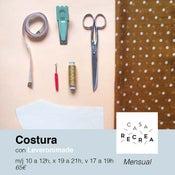 Image of clases de costura regulares MIÉRCOLES 19 a 21 hs
