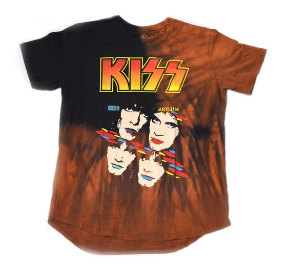 Image of Kiss Bleached Short Sleeve