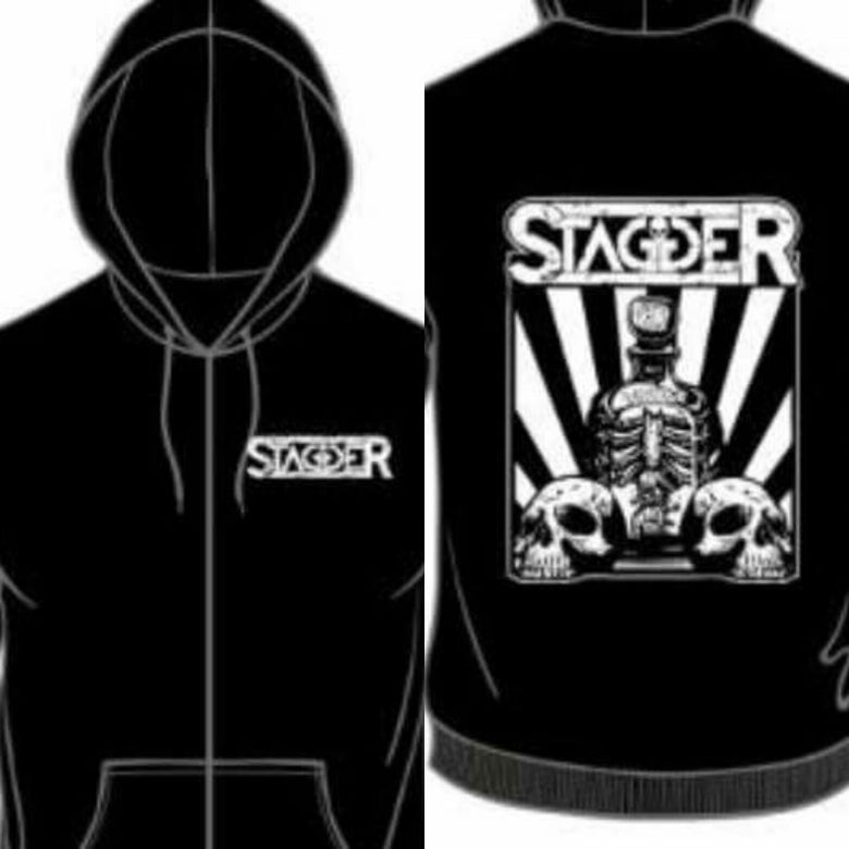 Image of Stagger Hoodies