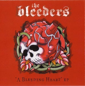 "Image of BLEEDERS ""A BLEEDING HEART"" E.P"