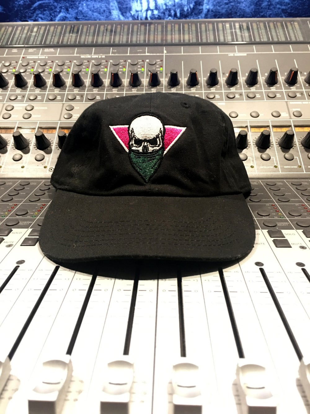 Image of Sparks Foundation Logo Dad Hat