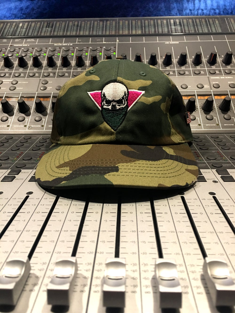 Image of Limited Edition Sparks Foundation American Hero Dad Hat