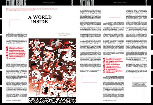 Image of STRIKE! Issue 17 AUTUMN 2016