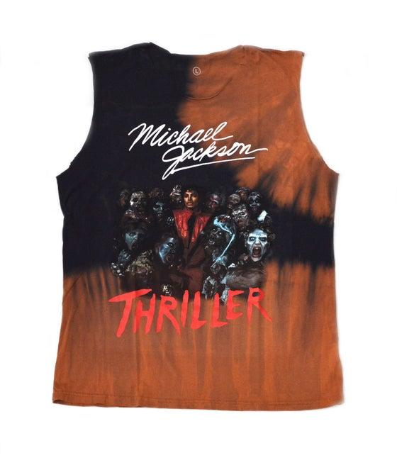 Image of Michael Jackson Bleached Sleeveless