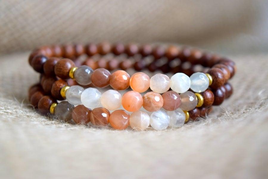 Image of The Many Moons bracelet
