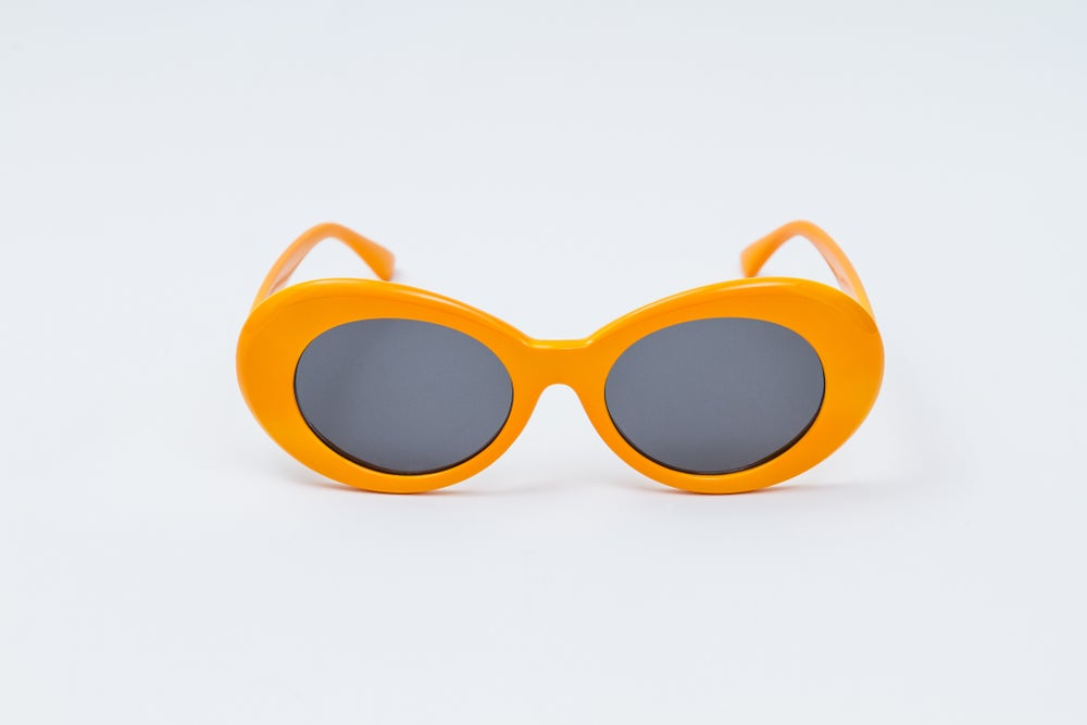 Image of Orange T. Chang Frames