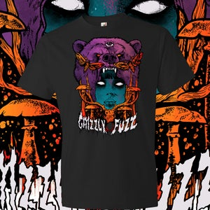 Image of Grizzly Fuzz T-shirt