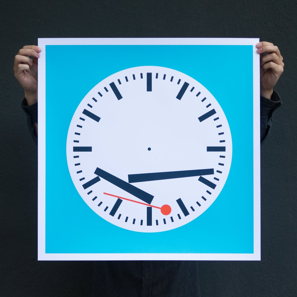 Image of Clock, Work! II