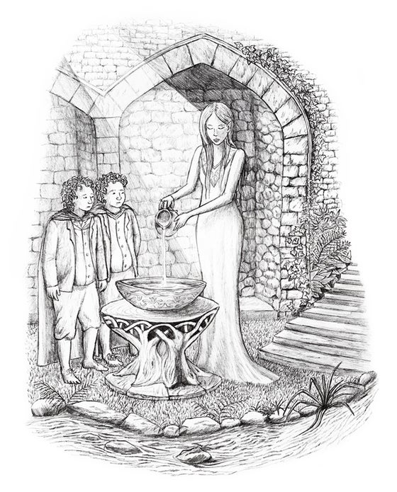 Image of The Mirror of Galadriel