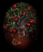 Image of Kim Saigh- 'Bat Hearts', Limited Edition Print / NO OVERSEAS SHIPPING