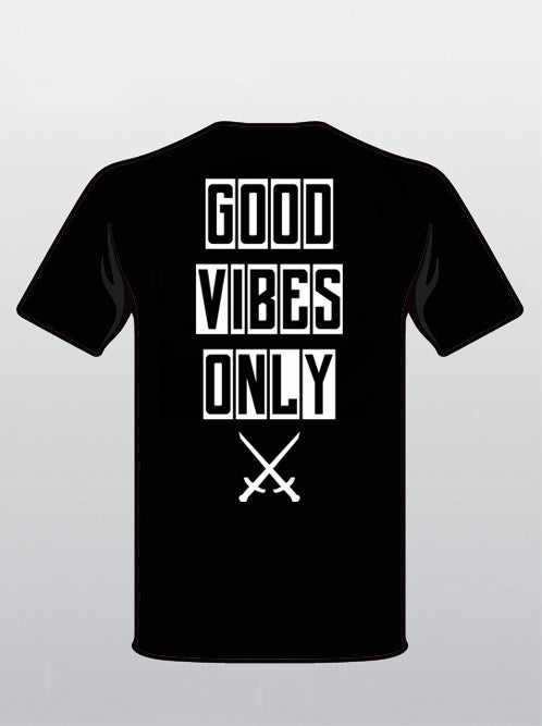 "Image of ""GOOD VIBES ONLY"""