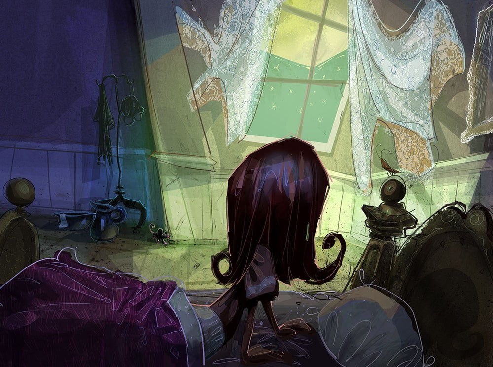 Image of BOOK 3 featuring Jane Eyre