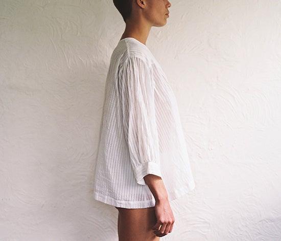 Image of Handwoven Cotton Shirt