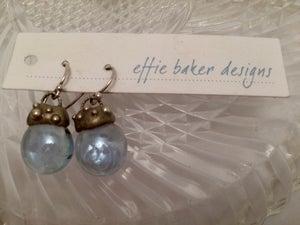 Image of Effie Baker ~ glass earrings