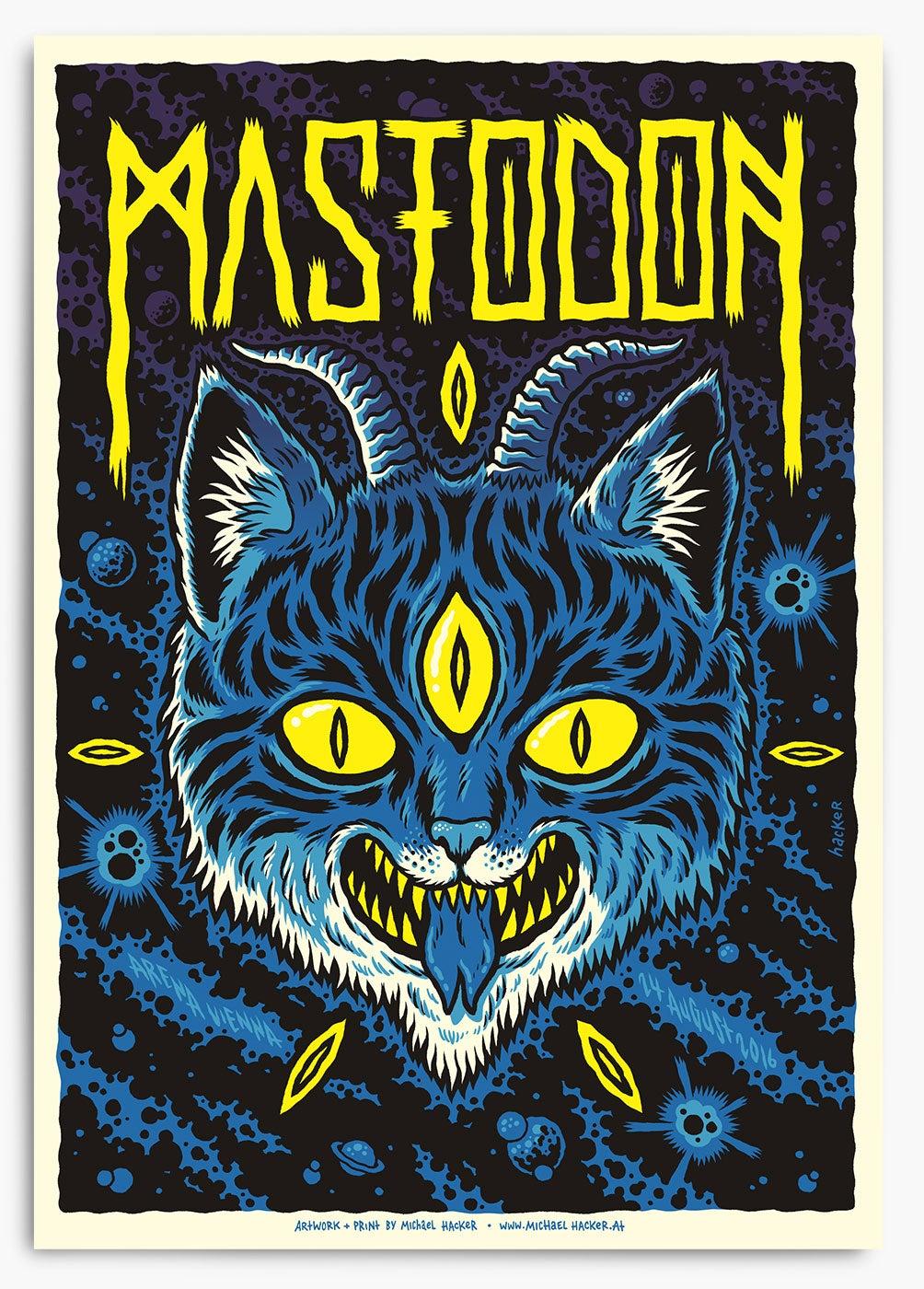 mastodon steroid