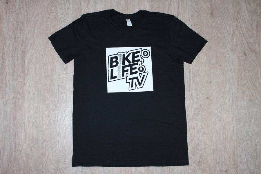 Image of BikeLife TV Square White Gloss