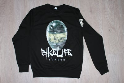 Image of BikeLife TV London Helmet Sweatshirt