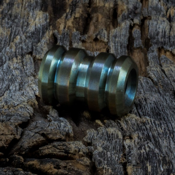 Image of Tank Bronze Bead