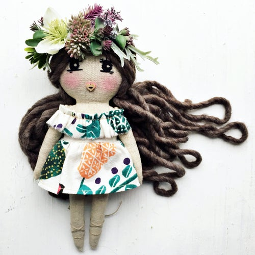 Image of Custom Doll