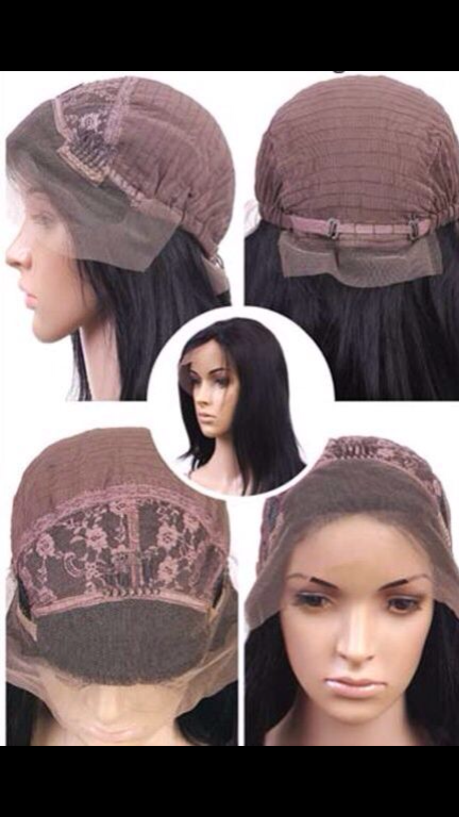 Image of Front Lace Wig