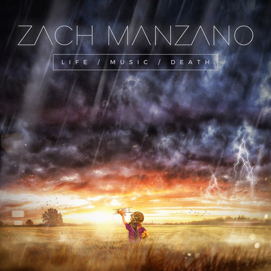 Image of Zach Manzano - Life, Music Death (Digital)