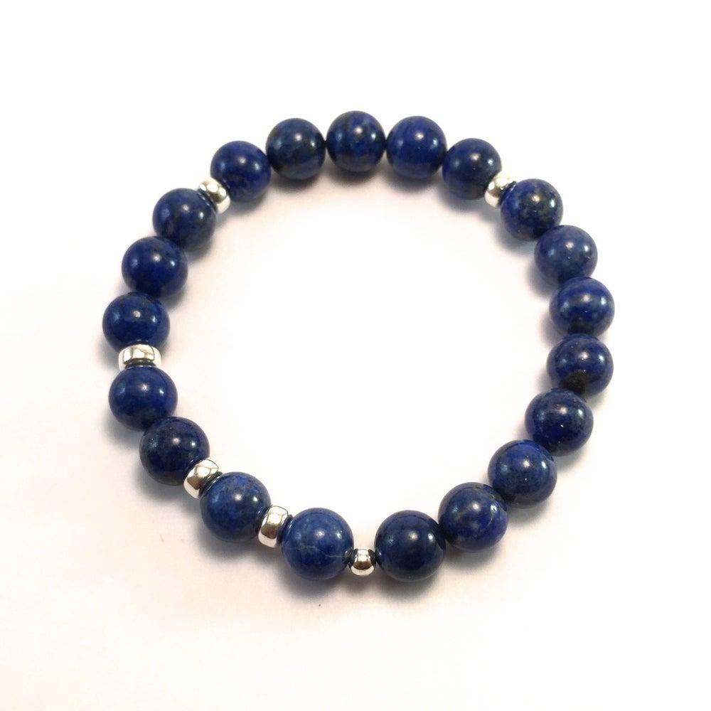 Image of Men's Elliot Wave Lapis Lazuli