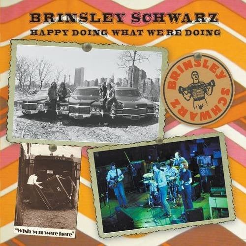 Image of Brinsley Schwarz: Happy Doing What We're Doing