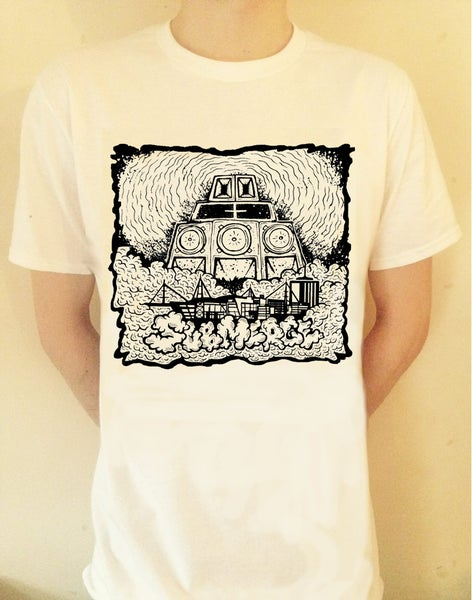 Image of SUBMERGE Soundsystem T-Shirt