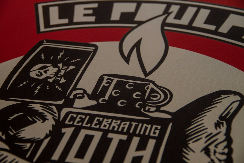 Image of Le Poulpe 10th Anniversary