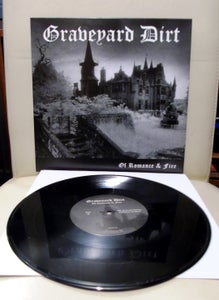 """Image of """"Of Romance & Fire""""  **10"""" VINYL RE-ISSUE**"""